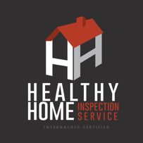 Healthy Home Inspection Service Logo